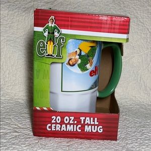 ELF 20 oz. Tall Ceramic Mug